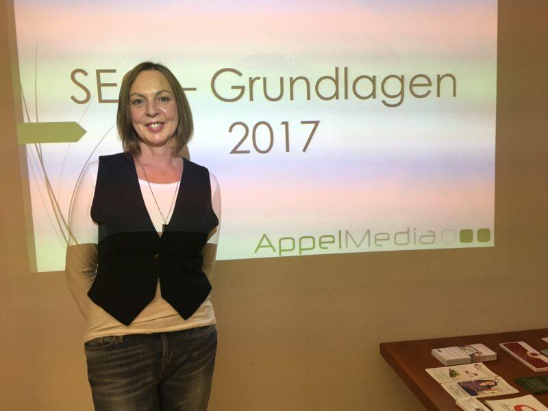 Vortrag SEO-Grundlagen 2017